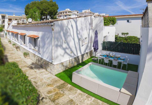 Villa en Port d´Alcudia - Villa Diana