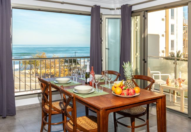 Ferienwohnung in Can Picafort - Apartamento Castello Playa