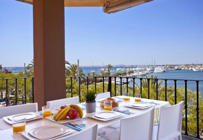 Ferienwohnung in Alcúdia - Apartamento Ciutadella 1