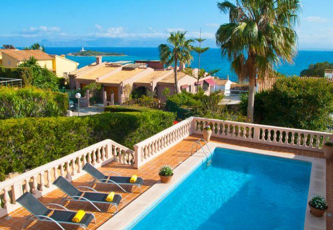 Villa/Dettached house in Alcúdia - Villa Alcanada Golf / Prats